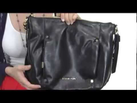 19816f57a28521 MICHAEL Michael Kors Devon Large Shoulder SKU#:8126454 - YouTube