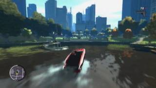 GTA IV BOATS IN CENTRAL PARK!!