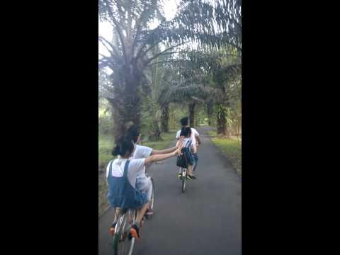 Cuộc đua xe đạp tranh cúp Trái Xoài tại KDL Vườn Xoài