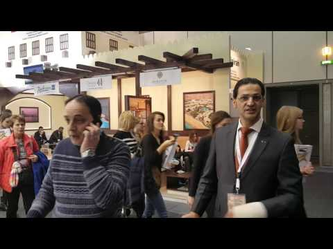 ITB Berlin Germany (Messe Berlin) - Tour Around the Exhibition Hall (10th March 2016)