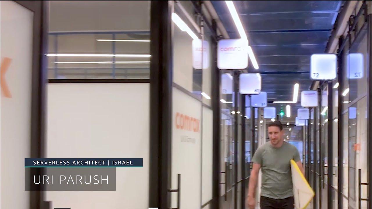 AWS Serverless Architect Training Journey | Amazon Web Services