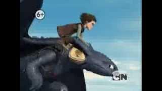 Драконы: Защитники Олуха - Рекламный ролик второго сезона