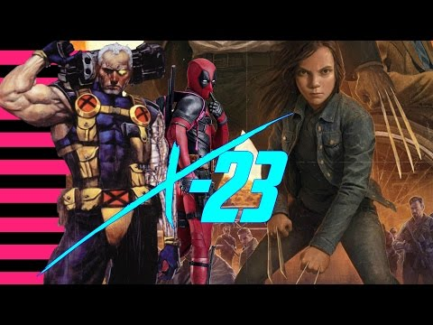 X-23 after Logan? - X-Force Alpha Flight Deadpool 2