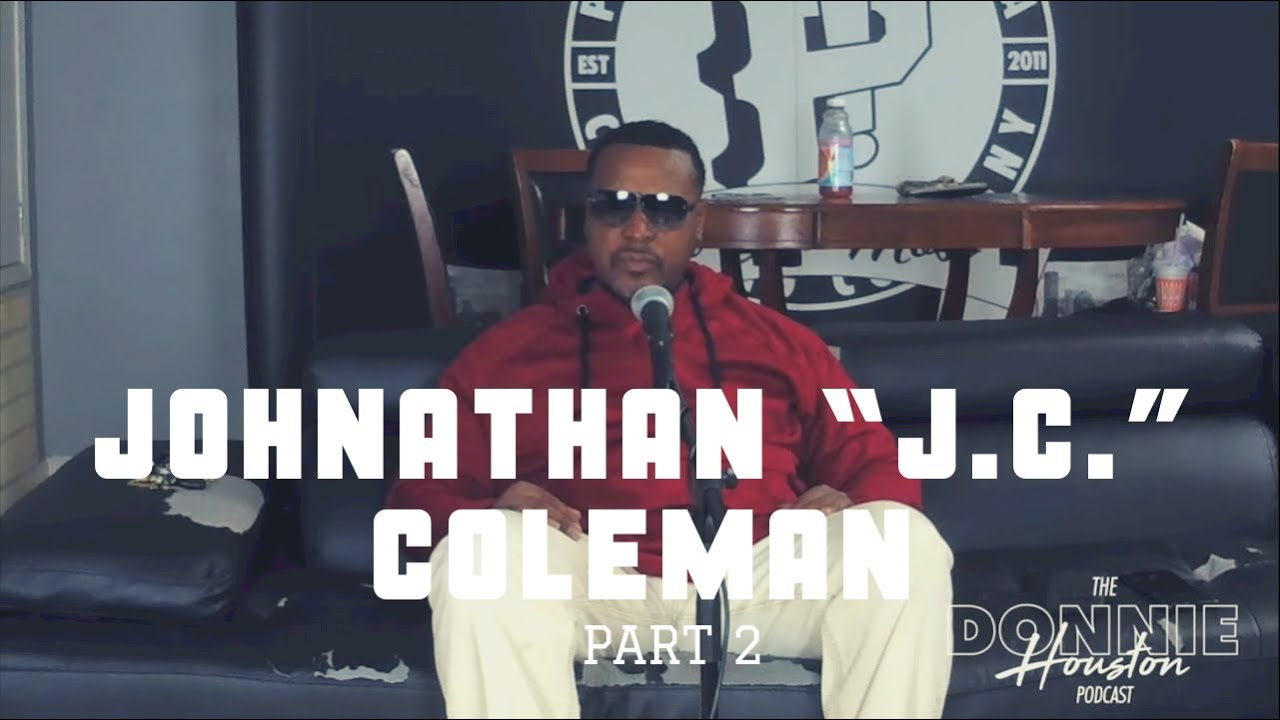 "[PART 2] Johnathan ""J.C."" Coleman Talks About Lil Head, Him Being The SLAB King, New Business + More"