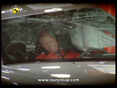 Euro NCAP | Volvo S40 | 2004 | Crash Test