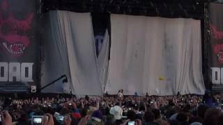 System Of A Down - Prison Song - Download Festival - 11th June 2011