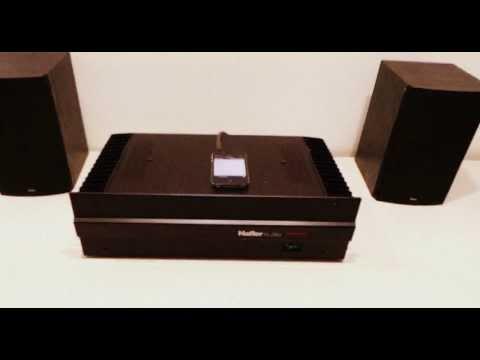 Hafler XL-280 Quick Listen Test