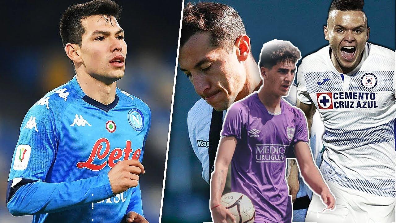 Cruz Azul rescata empate con Amrica, pero no rompe rcord