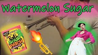 Watermelon Sugar - Harry Styles (Trumpet Cover)