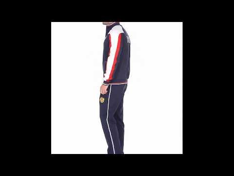 Nic Club Tempo 1403 (бордовый), велюровый костюм опт - YouTube