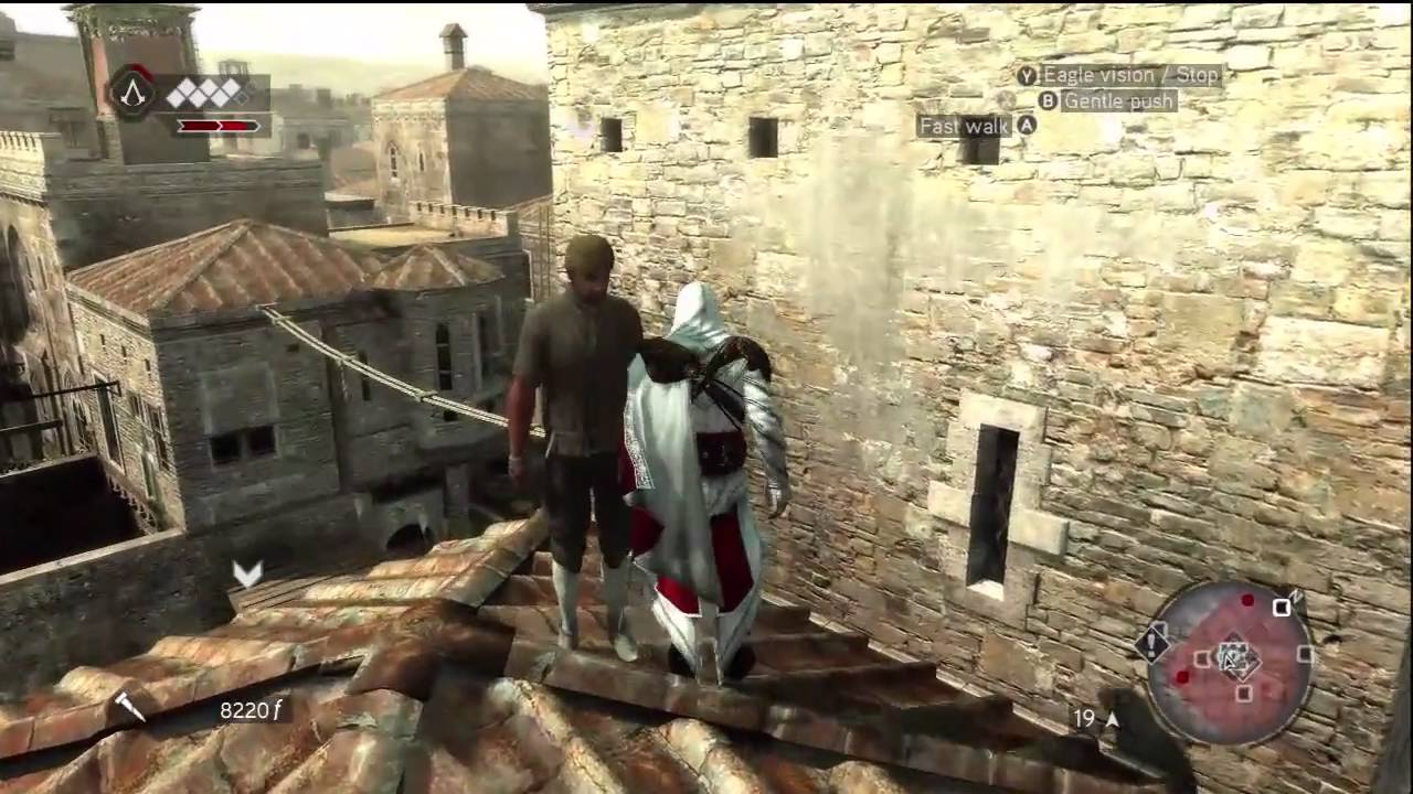 Assassin S Creed Brotherhood Gameplay 2 3 Youtube