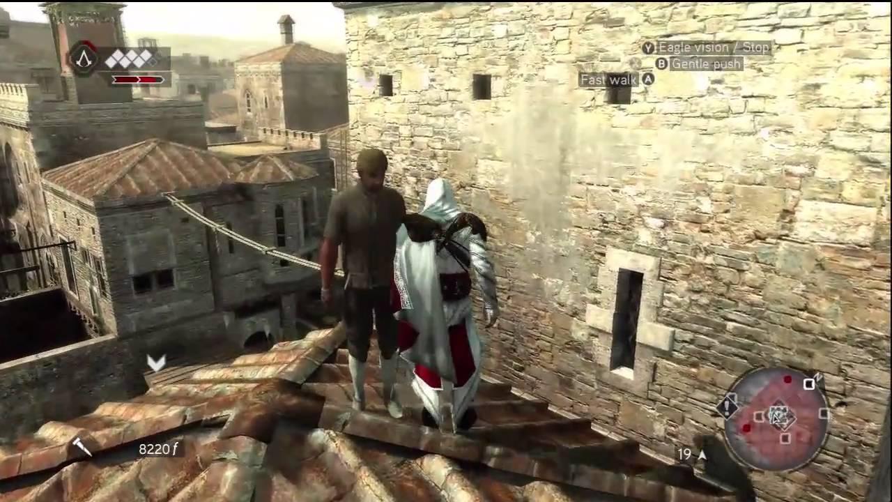 Assassin S Creed Brotherhood Gameplay 2 3 Youtube