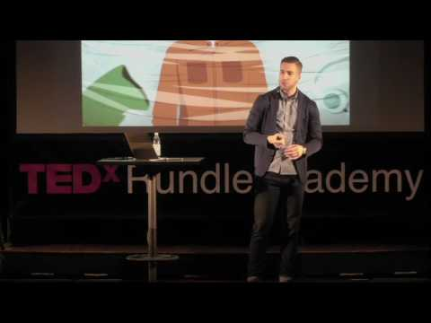 Let me Hear Your Story: Putting a Face on Homelessness | Sam Sawchuk | TEDxRundleAcademy