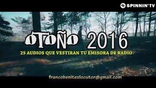 Pack Artistica Otoño 2016 Para Radios - Franco Benitez Locutor