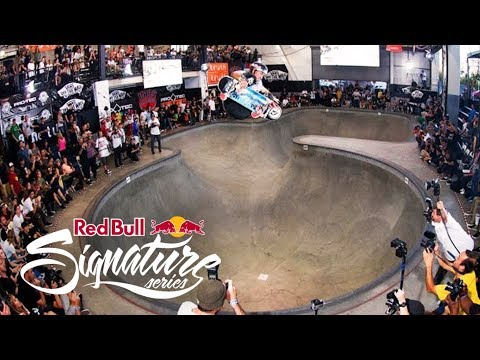 Red Bull Signature Series - Vans Pool Party FULL TV EPISODE