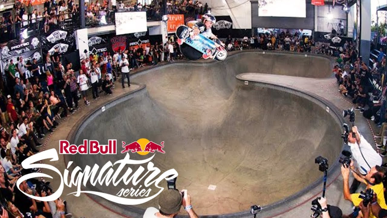 Red Bull Signature Series - Vans Pool Party FULL TV EPISODE