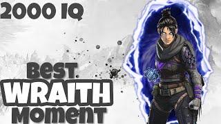 How to wraith | 500 iq wraith play | Apex Legends