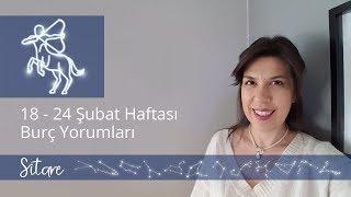 Yay Burcu - Dolunay, 18-24 Şubat Haftası Yorumları