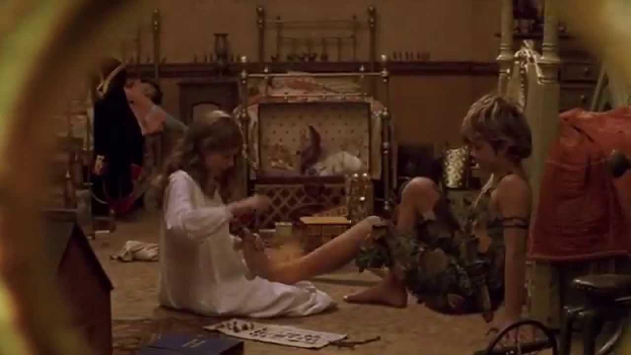 Peter Pan (2003) Theme - Movie Clips