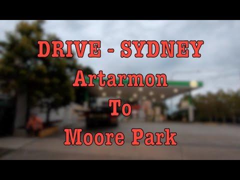 drive- -sydney- -may-2019- -artarmon-to-moore-park