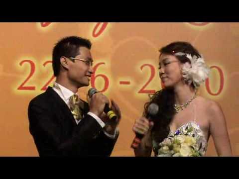 Thảo Hương song ca cùng chồng bài Qua đêm nay