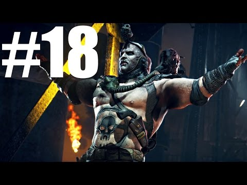 Mad Max Gameplay Playthrough 18  Immortal Enemy PC