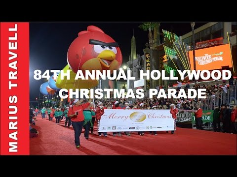 84th annual Hollywood Christmas parade 2015