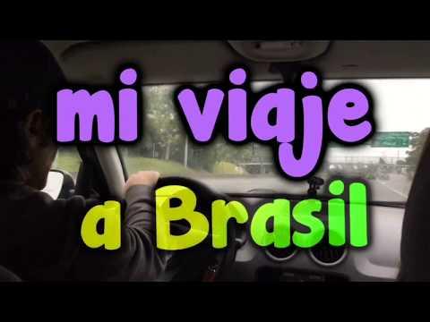 ME VOY A BRASIL || Vt 28