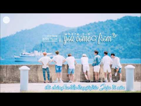 [VIETSUB] [Skool Luv Affair] BTS - Where did you come from?