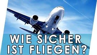 Sind Flugzeuge sicher? | Geniale Fakten, Tipps & Tricks