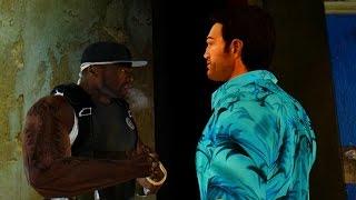 50 Cent vs Tommy Vercetti  - GTA IV + Carmageddon Mod