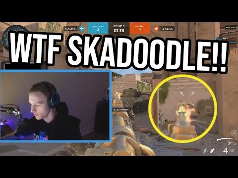 SKADOODLE JUMP SNIPE! KARMA CLUTCH PLAYS! - BATTALION 1944 TWITCH CLIPS #3 |