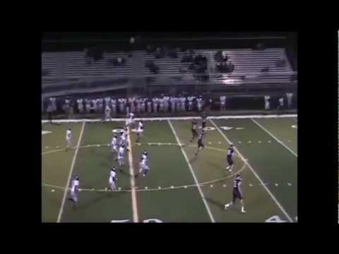 Patriot High School Football 2013 (Malik Fuller - #21)