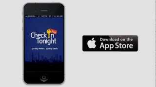 Last Minute Hotel Deals App on Your iPhone – CheckInTonight