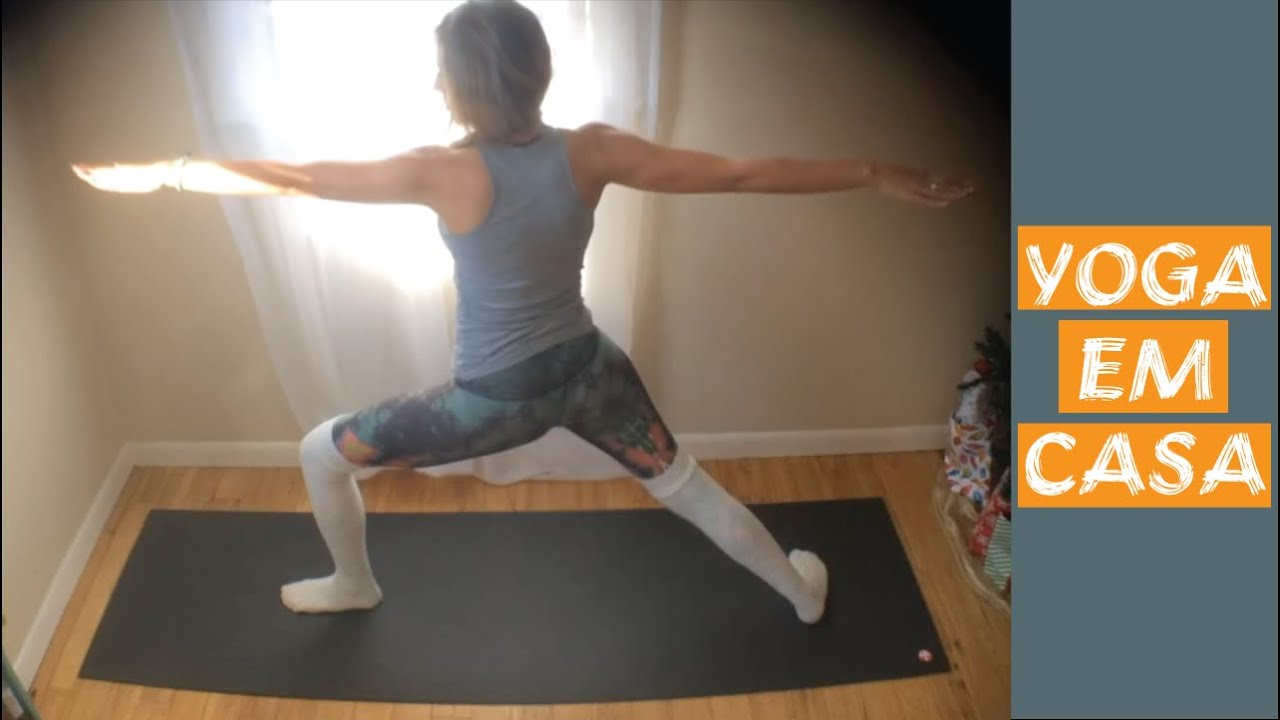 Praticando yoga em casa youtube - Inicio yoga en casa ...