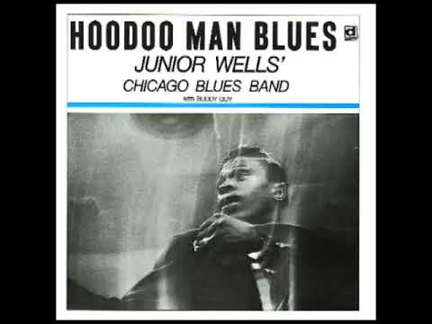 Junior Wells' Chicago Blues Band - Ships On The Ocean (1965)