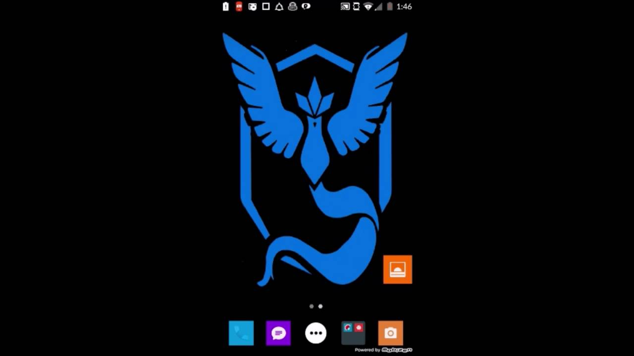 Pokemon Go Team Mystic Live Wallpaper Free Download Youtube