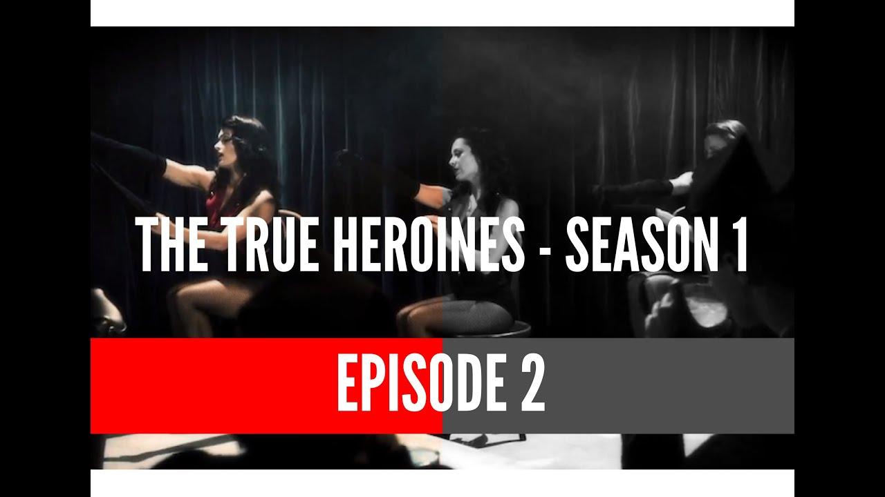Fiona Vroom Naked the true heroines | web series | episode 1 | jovanna huguet