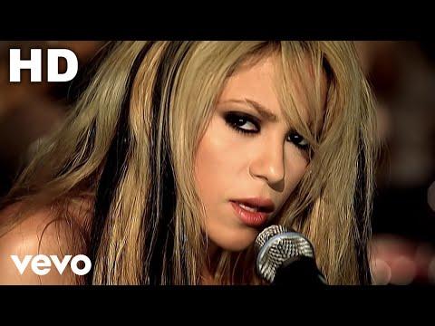 Shakira - Te Aviso, Te Anuncio (Tango) (Video Oficial)