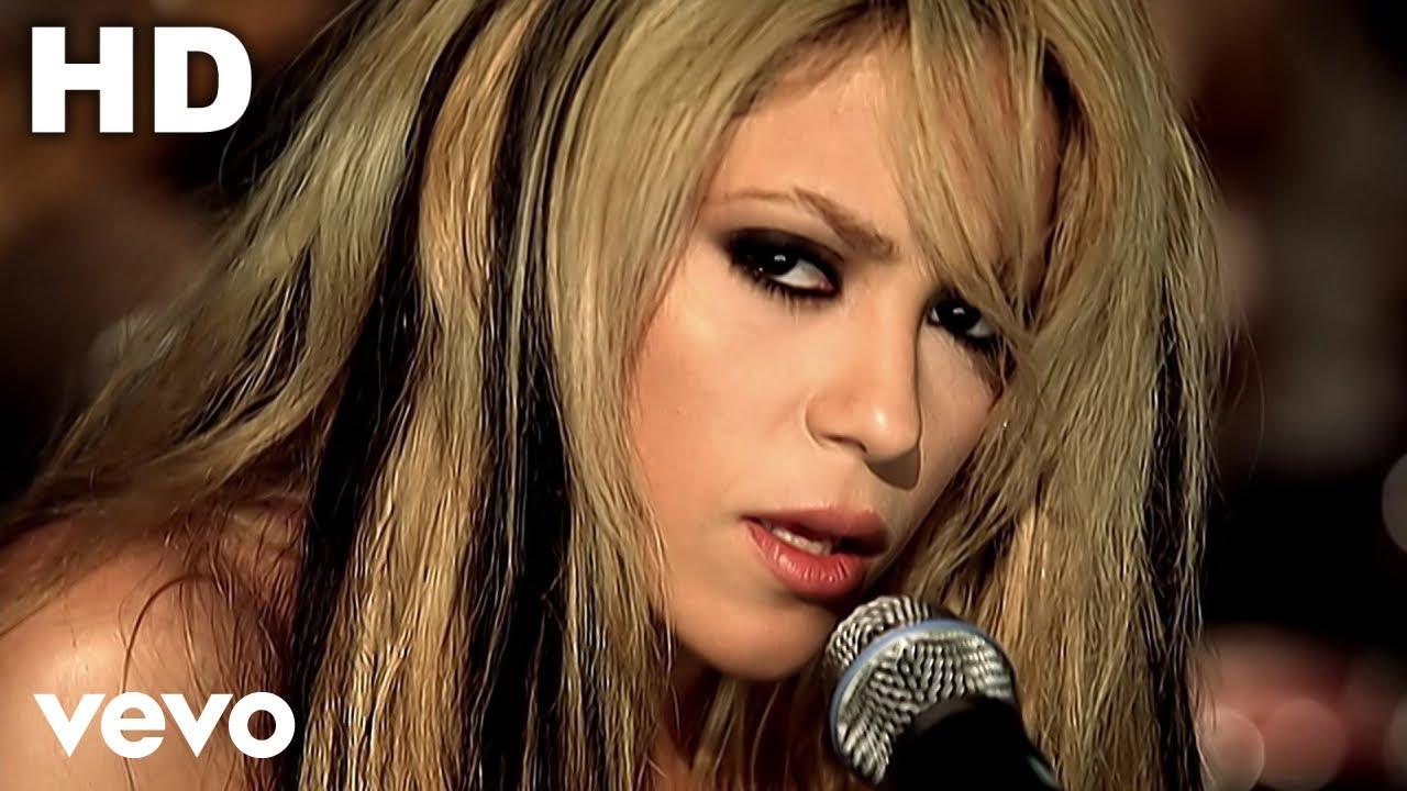 Download Shakira - Te Aviso, Te Anuncio (Tango) (Video Oficial)