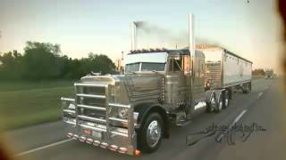 Hot Iron & The Lead Sled - Peterbilt & Kenworth Big Rigs Rollin