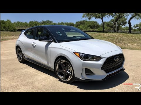 2019 Hyundai Veloster R-Spec – Nearly A Korean Hot Hatch
