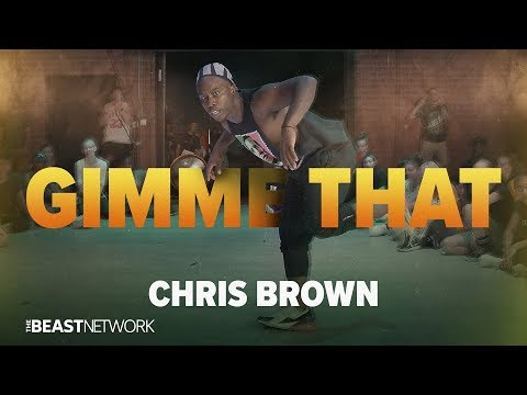 CHRIS BROWN  Gimme That   Willdabeast Choreography  IMMASPACE Class