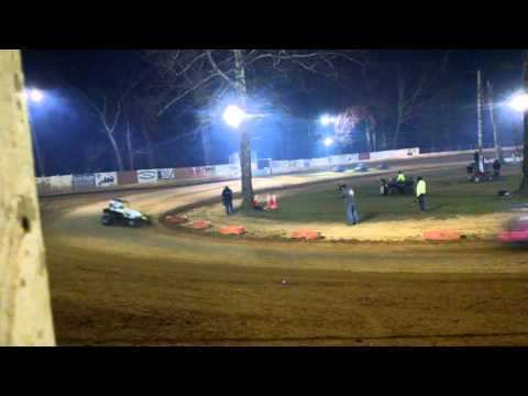 Shellhammers Speedway 270 Feature 4/20/16