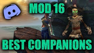 Neverwinter Mod 16 Best Companions + DISCORD