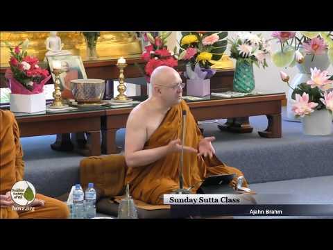 Word of the Buddha (part 3) | Ajahn Brahm | 12 Feb 2017