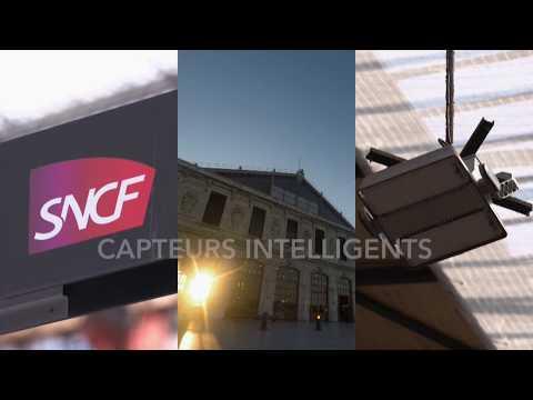Capteurs en gare : économie d'énergie et confort garantis à Marseille-Saint-Charles