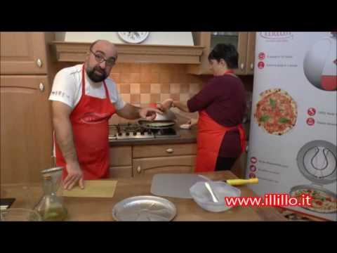 Cuocere la farinata col forno per pizza in casa come in pizzeria youtube - Forno per la pizza ...