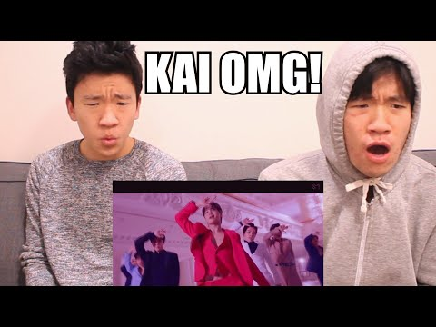 EXO (엑소 ) - 'Love Shot' MV REACTION/REVIEW [HOLY CRAP!!!]