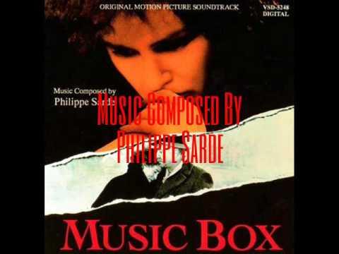 Music Box Soundtrack / Blood Red Danube